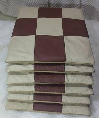 6 db párna Valódi Bőrből csomagban  c86179b27c