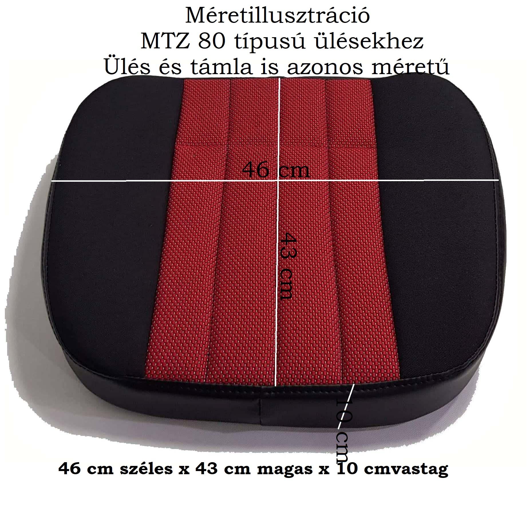 mtz 80 méretezve