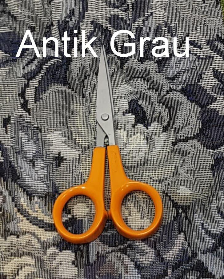 ANTIK Grau Gobelin
