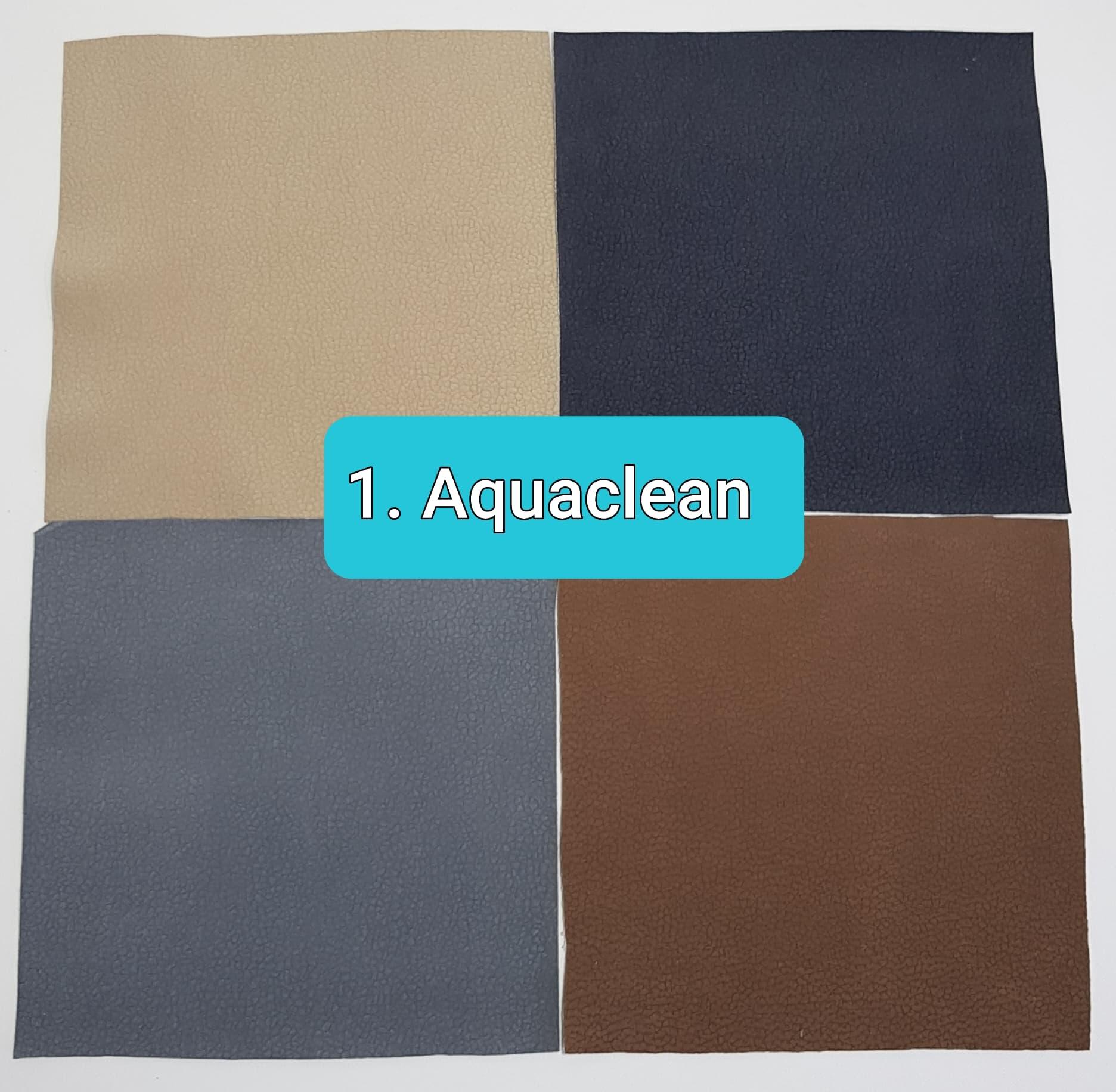 1.) Aquaclean