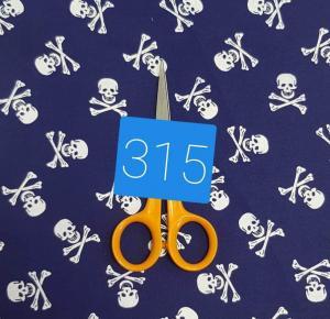 315 s kék halálfej