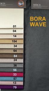 Bora wave színkódos
