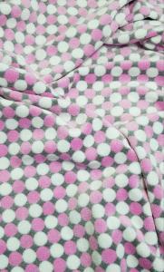 pom-pom rózsaszín-fehér